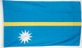 "Bild der Flagge ""Nationalflagge Nauru, Republik"""