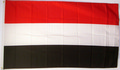 "Bild der Flagge ""Nationalflagge Jemen, Republik (150 x 90 cm)"""