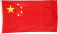 Nationalflagge Volksrepublik China  (150 x 90 cm) kaufen bestellen Shop