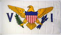 Flagge Amerikanische JungferninselnUnited States Virgin Islands (150 x 90 cm) kaufen