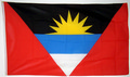 "Bild der Flagge ""Nationalflagge Antigua und Barbuda"""