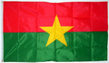 Nationalflagge Burkina Faso kaufen bestellen Shop