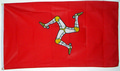 "Bild der Flagge ""Nationalflagge Isle of Man (150 x 90 cm)"""