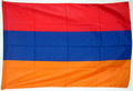 "Bild der Flagge ""Nationalflagge Armenien"""