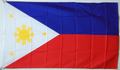 Nationalflagge Philippinen  (150 x 90 cm) kaufen bestellen Shop