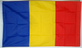 Nationalflagge Tschad / Chad, Republik  (150 x 90 cm) kaufen bestellen Shop