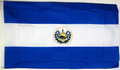 Nationalflagge El Salvador, Republik (150 x 90 cm) kaufen