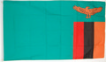 "Bild der Flagge ""Nationalflagge Zambia / Sambia, Republik"""