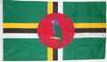 Nationalflagge Dominica, Republik  (150 x 90 cm) kaufen bestellen Shop