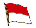 Flaggen-Pin Indonesien kaufen