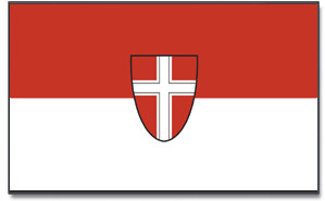 Wien Flagge