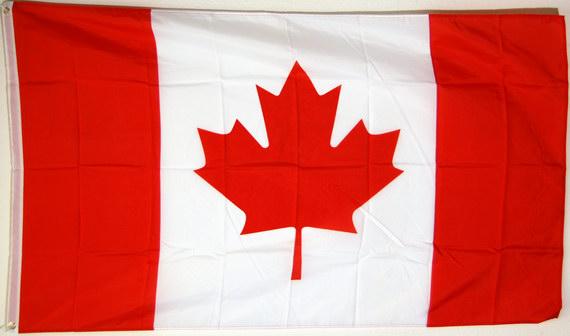 Fahnen Flaggen KANADA INDIANER 150 x 90 cm Fahne Flagge