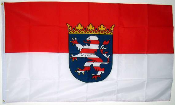 Fahne Flagge Helmstadt Hissflagge 90 x 150 cm