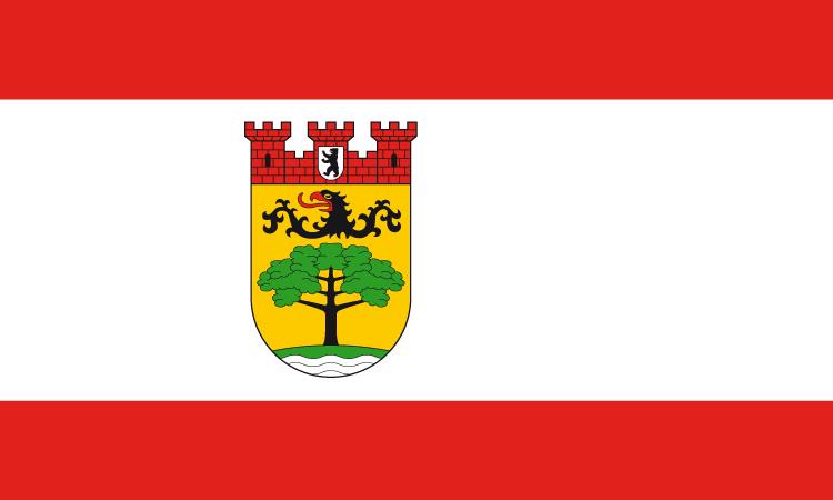 Fahne Von Berlin Steglitz Zehlendorf Fahne Fahne Von Berlin Steglitz