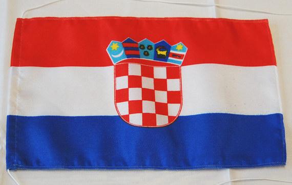 tisch flagge kroatien fahne tisch flagge kroatien. Black Bedroom Furniture Sets. Home Design Ideas