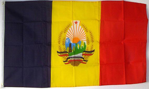 Sammeln & Seltenes 2-150 x 250 cm Europa Fahnen Flagge Rumänien