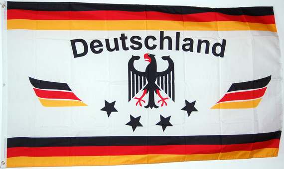 fanflagge deutschland motiv 3 fahne fanflagge deutschland. Black Bedroom Furniture Sets. Home Design Ideas