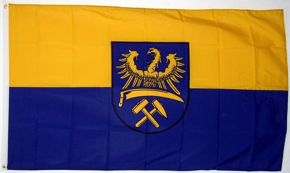 flagge oberschlesien fahne flagge oberschlesien nationalflagge flaggen und fahnen kaufen im. Black Bedroom Furniture Sets. Home Design Ideas