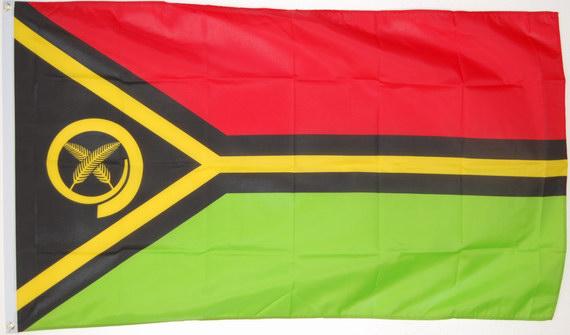 Flagge Vanuatu 30 x 45 cm Fahne