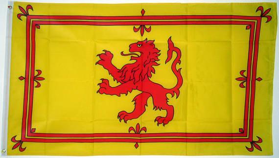 schottischer l we royal banner of scotland fahne. Black Bedroom Furniture Sets. Home Design Ideas