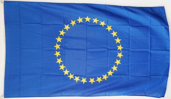 Eu Flagge 12 Sterne