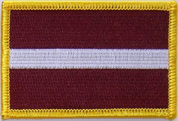 Sammeln & Seltenes Sonstige Fahne Flagge Lettland 60 x 90 cm