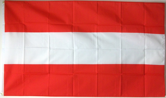 flagge sterreich fahne sterreich nationalflagge flaggen und fahnen kaufen im shop bestellen. Black Bedroom Furniture Sets. Home Design Ideas