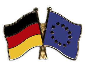 freundschafts pin deutschland europa eu fahne freundschafts pin deutschland europa eu. Black Bedroom Furniture Sets. Home Design Ideas