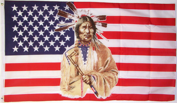 Indianer In Usa